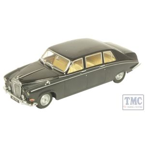 DS003 Oxford Diecast O Gauge Daimler DS420 Black/Grey
