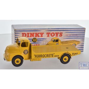 Dublo Dinky DDK065 Morris Pick-Up - Red (Pre-Owned)
