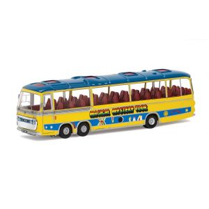 CC42419 Corgi 1:76 Scale The Beatles - Magical Mystery Tour Bus - New packaging design