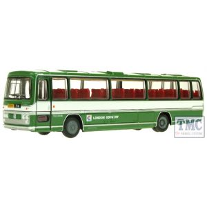 E15719 OO Gauge London Country NBC Plaxton Panorama Elite Coach Exclusive First Edition (EFE)