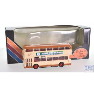 E17707 OO Gauge Leyland National MKII Long Colchester Borough Transport Exclusive First Edition (EFE)