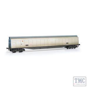 E87009 EFE Rail OO Scale Cargowaggon 279-7-604-6 Silver & Blue Unbranded [W]