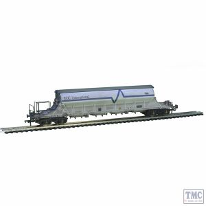 E87031 EFE Rail OO Gauge PBA Tiger Wagon TRL 11624 ECC International White [W]