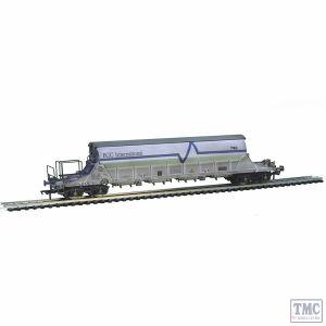 E87032 EFE Rail OO Gauge PBA Tiger Wagon TRL 11623 ECC International White [W]