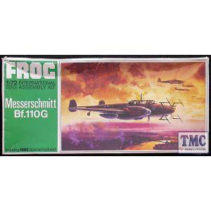 FROG Messerschmitt Bf.110G No F202 1:72 (Pre-owned)