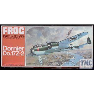 FROG Dornier Do.17Z-2 No F205 1:72 (Pre-owned)