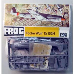 FROG Focke-Wulf Ta 152H No F236F 1:72 (Pre-owned)