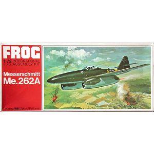 FROG Messerschmitt Me.262A No F248 1:72 (Pre-owned)