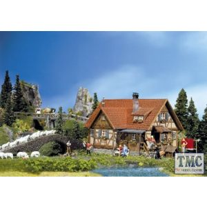 232340 Faller N Scale Rural Half Timbered House Kit II
