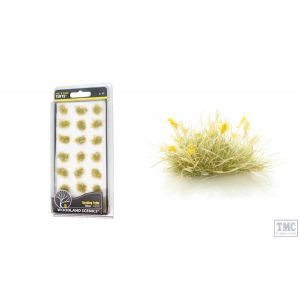 FS774 Woodland Scenics Yellow Seeding Tufts (21 PC)