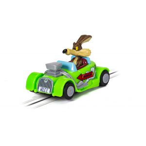 G2165 Scalextric Micro Scalextric - Looney Tunes Wile E. Coyote car