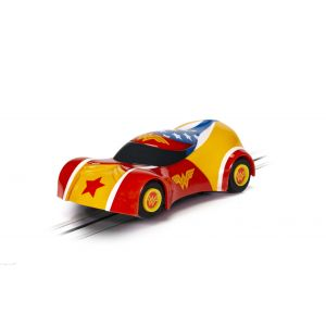 G2168 Scalextric Micro Scalextric - Justice League Wonder Woman car