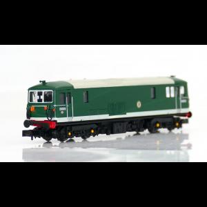 GM2210201 Gaugemaster N Gauge BR Class 73 E6003 Green