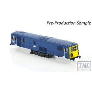 GM2210202 Gaugemaster N Gauge BR Class 73 E6039 Electric Blue