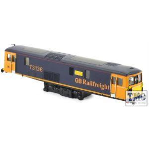 GM2210206 Gaugemaster N Gauge GB Railfreight Class 73136