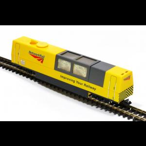 GM2250101 Gaugemaster N Gauge Network Rail Track Cleaning Vehicle