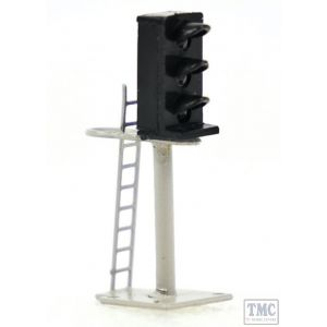 GM276 Gaugemaster N Scale 3 Aspect Platform Mounted Signal