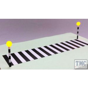 GM469 Gaugemaster OO Gauge Fordhampton Wall Mounted Modern Floodlight (3)
