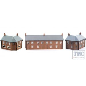 GMKD2001 Kestrel KD2001 Town Set N Gauge Plastic Kit
