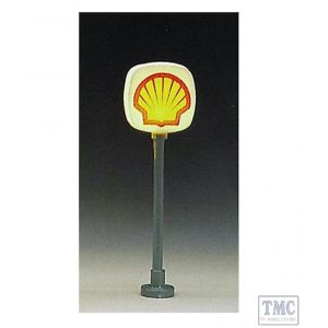 GMKD61 Kestrel N Scale Petrol Station Sign (Lit)
