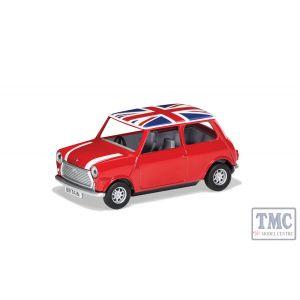 GS82109 Corgi 1:36 Scale Best of British Classic Mini - Red