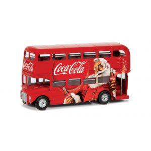 GS82331 Corgi 1:64 Scale Coca Cola - Christmas London Bus