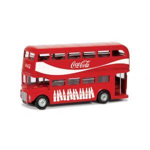GS82332 Corgi 1:64 Scale Coca Cola - London Bus