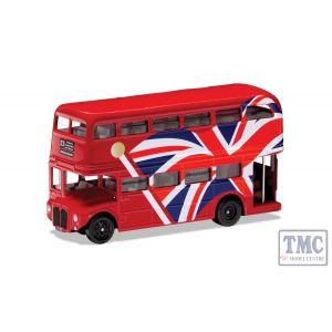 GS82336 Corgi 1:64 Scale Best of British London Bus - Union Jack