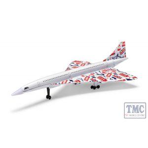 GS84007 Corgi Best of British Concorde