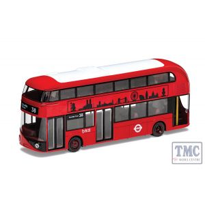 GS89202 Corgi 1:76 Scale Best of British New Bus For London