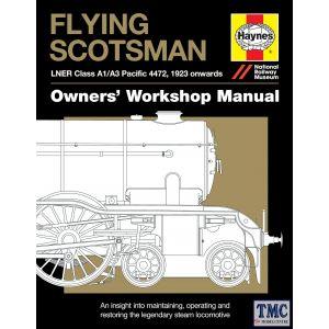 Haynes Flying Scotsman Manual Hardback