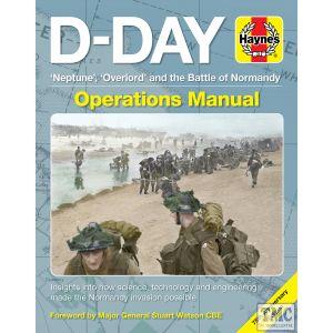 Haynes D-Day Manual Hardback