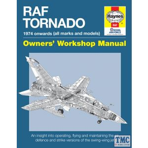 Haynes RAF Tornado Manual Hardback