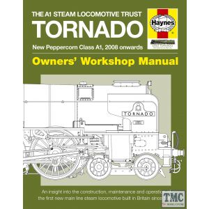 Haynes The A1 Steam Locomotive Trust Tornado Manual Paperback