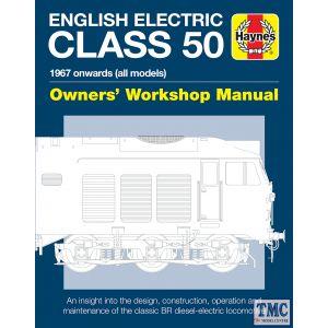 Haynes English Electric Class 50 Manual Hardback