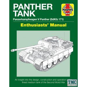 Haynes Panther Tank Hardback