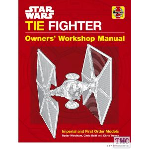 Haynes Tie Fighter Star Wars Owners' Workshop Manual Hardback