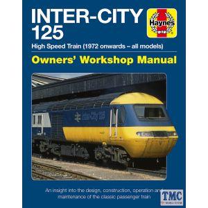 Haynes Inter-City 125 Manual Hardback