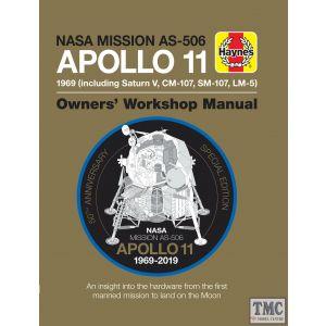 Haynes Apollo 11 Manual Hardback