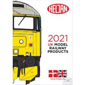 HEL002021 Heljan Catalogue 2021