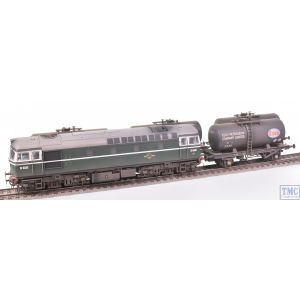 1098 Heljan OO Gauge Fawley Tank Pack BR Green Weathered by TMC