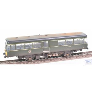 8751 Heljan OO Gauge Park Royal Rail Bus SC79974 in green with small yellow panels