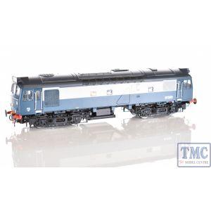 2540 Heljan OO Gauge Class 25/3 BR blue/grey ETHEL1 ADB97250