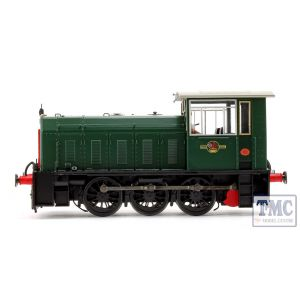 2590 Heljan O Gauge Class 05 BR plaing green livery
