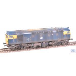 2615 Heljan OO Gauge Class 26/1 26044 BR Blue with Deluxe Weathering by TMC