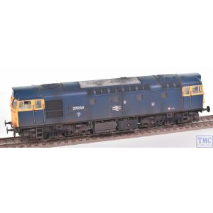 2717 Heljan OO Gauge Class 27 27012 BR blue with full yellow ends