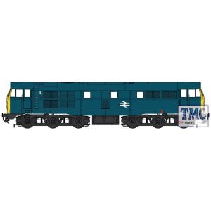 3105 Heljan O Gauge Clsss 31 BR blue with full yellow ends