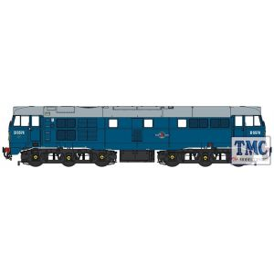 3107 Heljan O Gauge Clsss 31 BR blue with small yellow panels