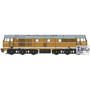 3108 Heljan O Gauge Clsss 31 BR ochre with small yellow panels