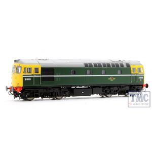 3418 Heljan OO Gauge Class 33/0 D6504 BR Green